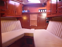 Amel Super Maramu 2000 Forward Cabin